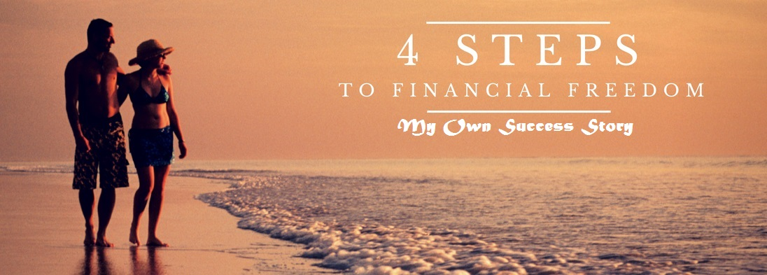 financial freedom in four steps