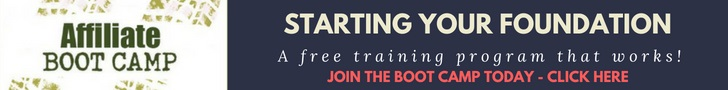 #1 affiliate marketing training bootcamp