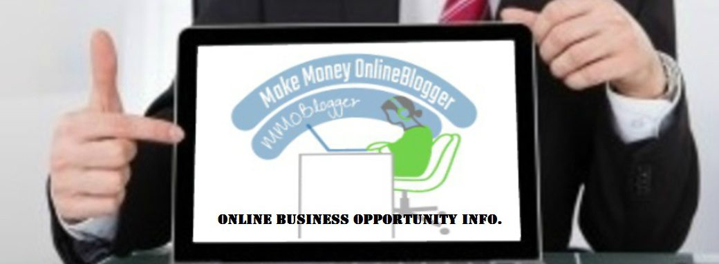 Make Money Online Blogger