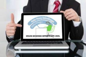 make money online blogger header
