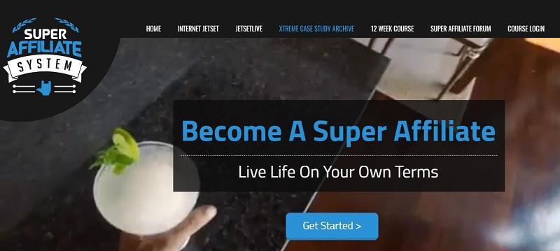 super affiliate system website